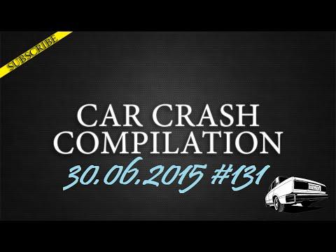 Car crash compilation #131 | Подборка аварий 30.06.2015