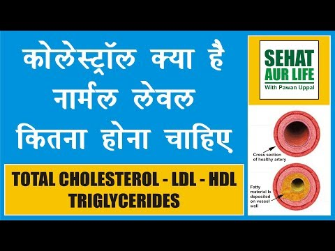 Normal Cholesterol Levels | Total Cholesterol | LDL | HDL | Triglycerides