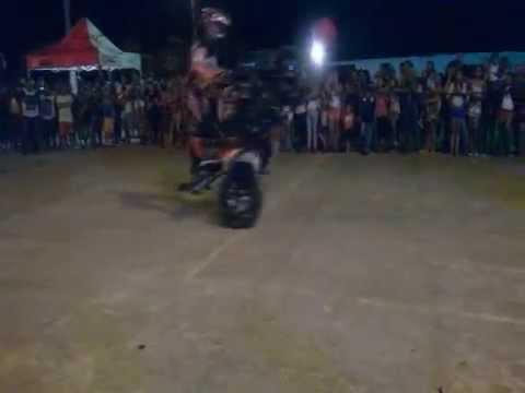 MotoShow em Nova Timboteua.