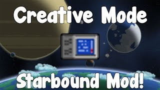Hello everyone and in this video I introduce you guys to a rather powerful. Creative Mod. Creative Mode by aMannus is a fairly ...
