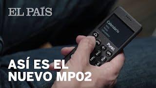 Así es PUNKT MP02, el nuevo móvil premium sin internet
