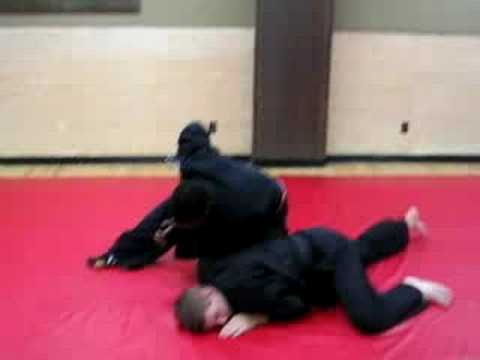 Goshin Jujitsu weapons defense techniques