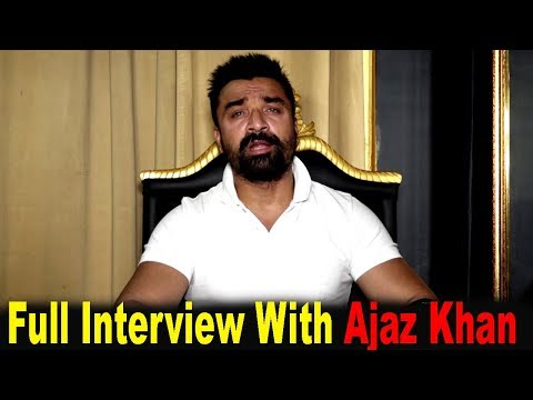 Interview With Ajaz Khan On His Philanthropy & Support For The Needy