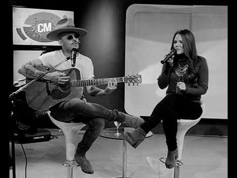 Jesse Y Joy video Entrevista + Canciones - Estudio CM 2016