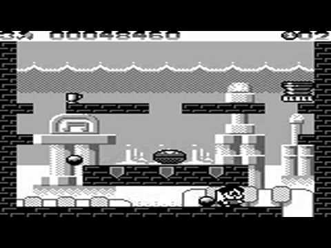 Parasol Stars Game Boy