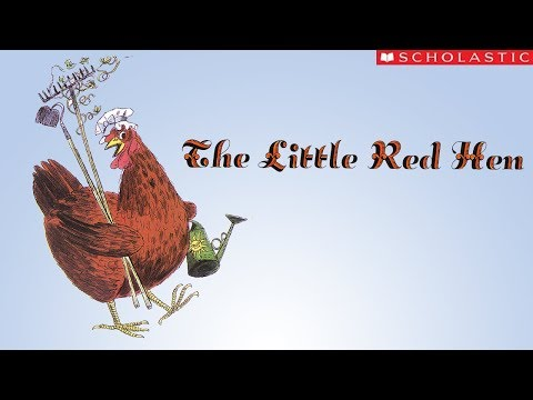 Scholastic's The Little Red Hen