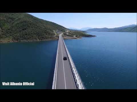 Liqeni i Banjes , Gramsh - Banja Lake (ALBANIA)