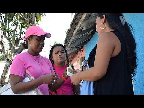 Σαρώνει ο ιός Ζίκα σε Κολομβία και Βραζιλία
