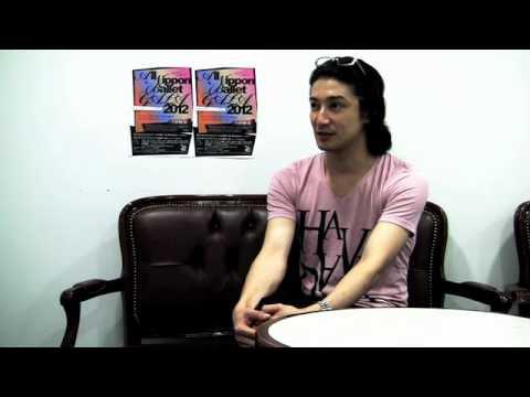 ANBG2012 西島千博(出演/振付)さんインタビュー