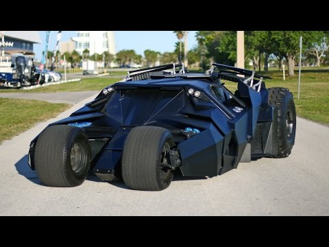 Custom Car Creations: Brothers Build Incredible Replica Movie Cars