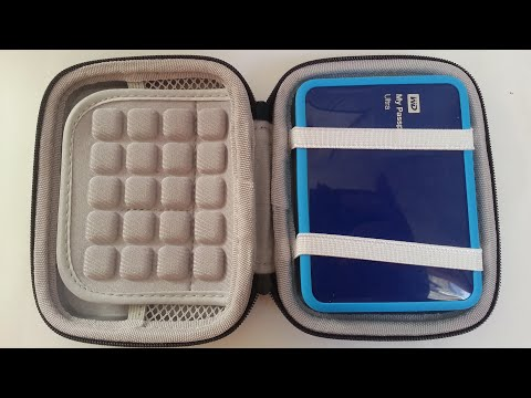 Generic Hard Cover Cases For Externald Hard Disks From Ebay