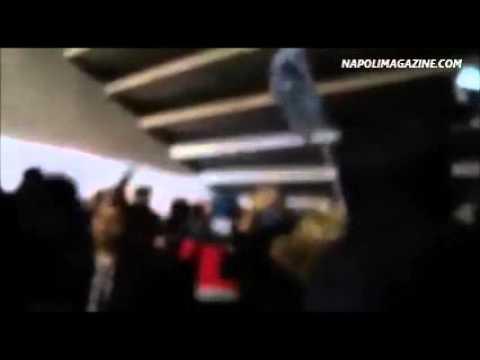 Nuovo coro ultras Napoli