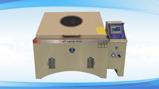 Salt Spray Test Machine youtube video