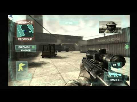 Ghost Recon Advanced Warfighter GameCube