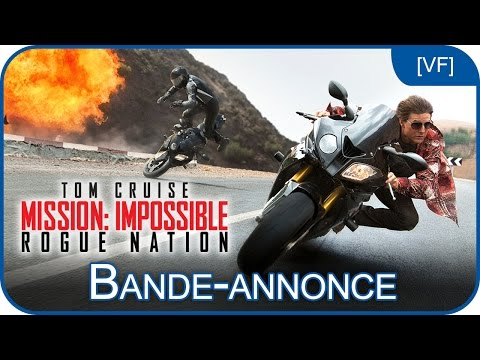 Mission:Impossible - Rogue Nation | Bande-annonce #2 [VF]