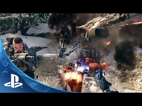 call of duty black ops 3 - multiplayer mode