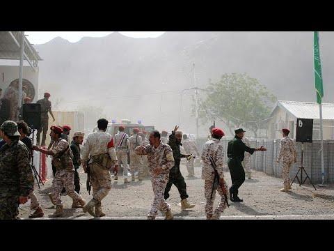 Jemen: Mindestens 32 Tote bei Angriff auf Militärpara ...