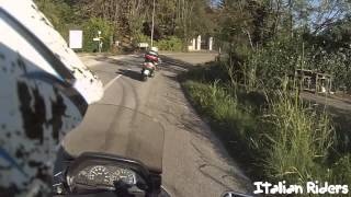 Pecetto Torinese Italy  city photos gallery : Burgman Club Italia - Colle della Maddalena - Pecetto Torinese ( TO ) on board - parte 2 GoPro HD