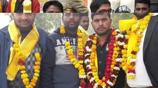 ABVP Ka Maha Mantri Vijay Yadav