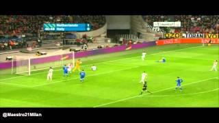 Video Balotelli & El Shaarawy vs Netherlands 06-02-2013 MP3, 3GP, MP4, WEBM, AVI, FLV Juli 2018