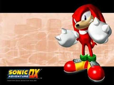 Sonic Adventure DX Music: UNKNOWN FROM M.E. (видео)