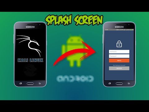 Cómo Crear Un SPLASH SCREEN En Android Studio