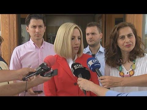 Φ. Γεννηματά: Να αναλάβει πρωτοβουλίες η ΕΕ για την αναίρεση της απόφασης Ερντογάν