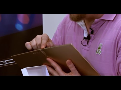 Lenovo Unboxed: Yoga Book