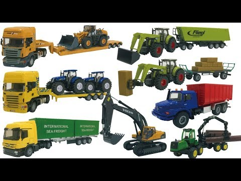 Excavator | Trucks | Construction trucks | Siku toy