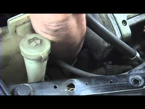 1995-2001 Nissan Maxima: (2/3) Water pump replacement