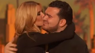 Video Charming Sal Gets A Kiss From Heidi! MP3, 3GP, MP4, WEBM, AVI, FLV Juni 2019