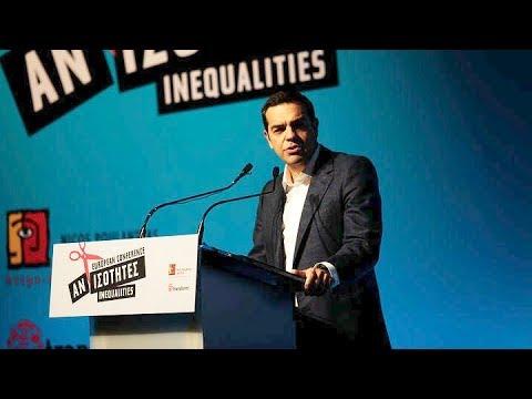 Η ομιλία του Αλ. Τσίπρα στο Ευρωπαϊκό Συνέδριο για τις Ανισότητες