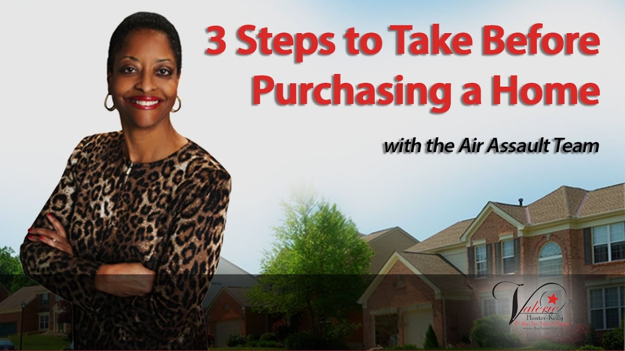 Use These 3 Steps to Ensure a Smooth Home Purchase