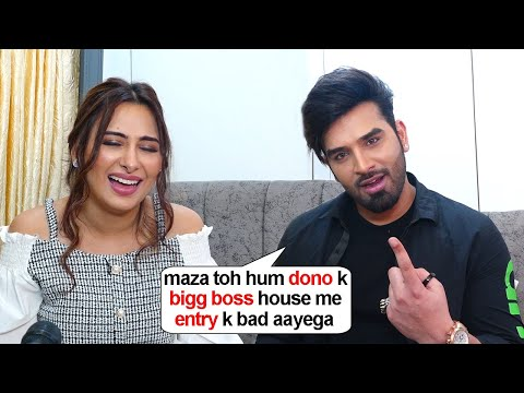 Paras Chapra And Mahira Sharma Interview On Their Entry In BIGG BOSS 14