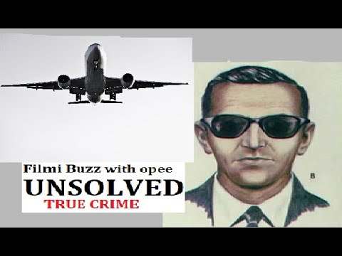 The Strange disappearance of D B Cooper / English