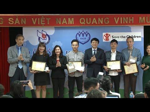 """Lễ tổng kết và trao """"Giải thưởng báo chí về trẻ em"""" năm 2017"""