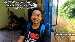 "Video ""Lesehan di Kereta Api Ekstrim"" - Paling Seru & Unik | Trip Tak Terlupakan KA Ekstrim Sabah ke Tenom MP3, 3GP, MP4, WEBM, AVI, FLV Desember 2018"