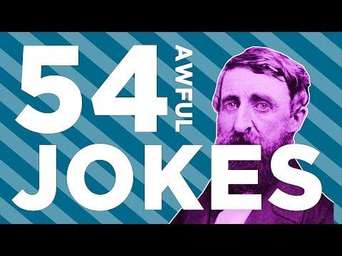 54 JOKES! In Four Minutes!