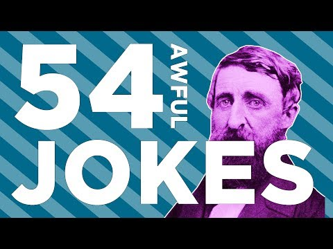 54 JOKES In Four Minutes
