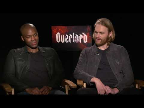 Overlord Stars Jovan Adepo and Wyatt Russell Interview