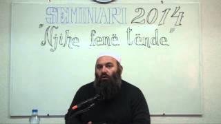 Joçdokujt i ecë shkolla, ama ka zanate - Hoxhë Bekir Halimi