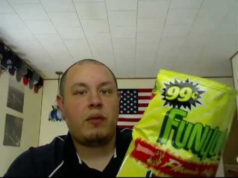 Spicy Snack Review : Funyuns (Flamin' Hot)
