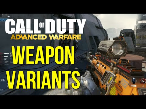 cod - CoD AW Special Weapons: https://www.youtube.com/watch?v=50IFGcjAW2M My Twitter: http://www.twitter.com/drift0r Call of Duty: Advanced Warfare is introducing a new class of weapon known as...