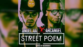 Anuel AA Ft Arcangel  Rico Por Siempre Street Poem Remix