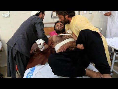 Afghanistan: 8 Tote bei Anschlag auf Cricket-Stadio ...