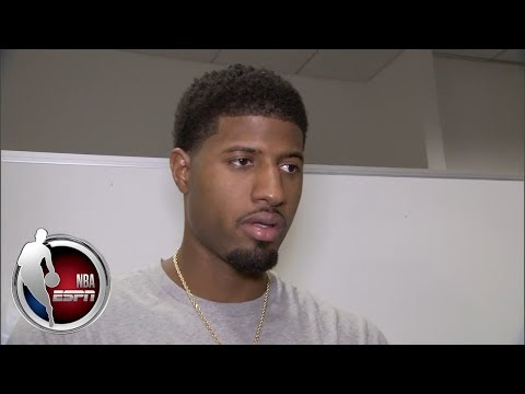 Video: Paul George encouraged by the Thunder's aggressiveness in first game | NBA Sound