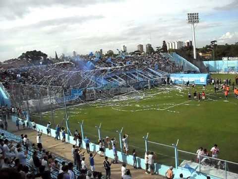 Video - TEMPERLEY -los andes SALIDA DEL EQUIPO Febrero 2011 - Los Inmortales - Temperley - Argentina