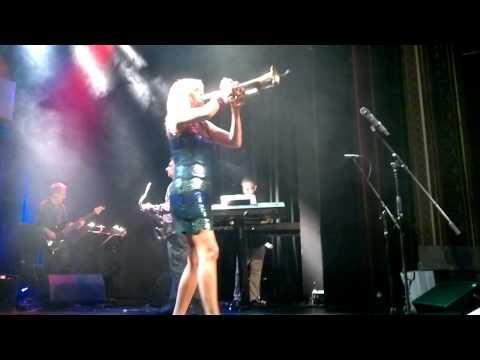 Cindy Bradley & Dan Cipriano, Massive Transit, Smooth Jazz Festival Augsburg, 2013-09-14