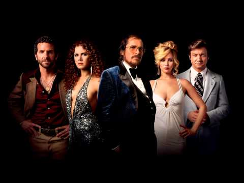 American Hustle (2013) - Blu-ray menu