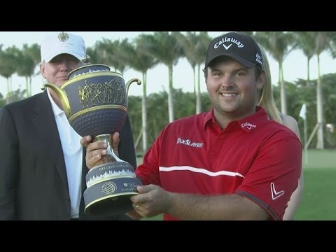 Reed - In the final round of the 2014 World Golf Championships - Cadillac Championship, Patrick Reed shot an even par 72 and wins for the second time this season. S...